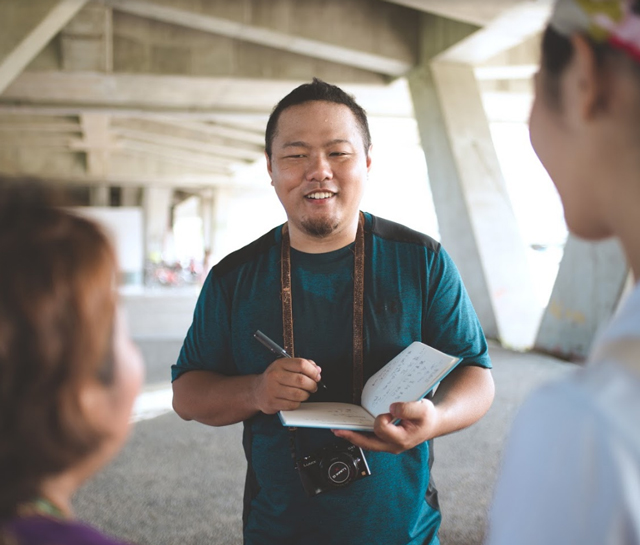 TAIWANfest Hope Talk - Migrants' Park