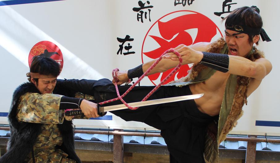 TAIWANfest Performance - Iga Ninja